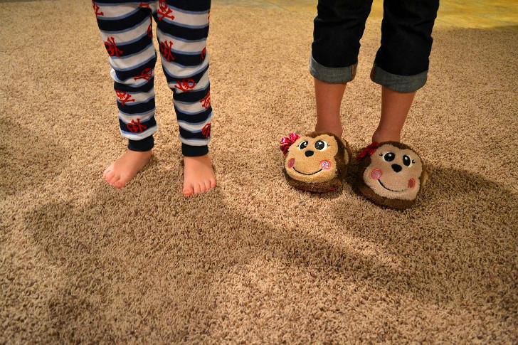 Centro Infantil e Juvenil, uma escola pijama