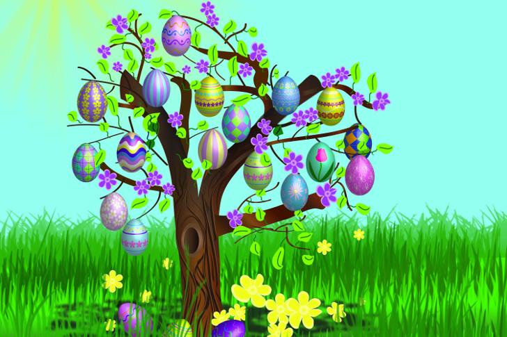 Uma Páscoa divertida