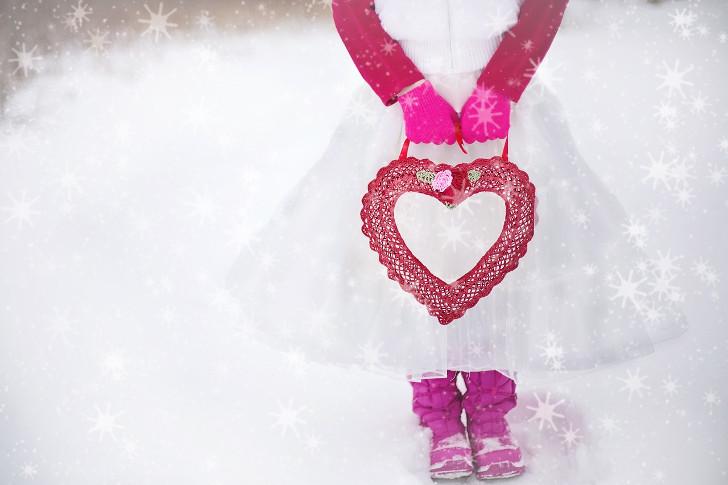 A menina que sabia usar o coração