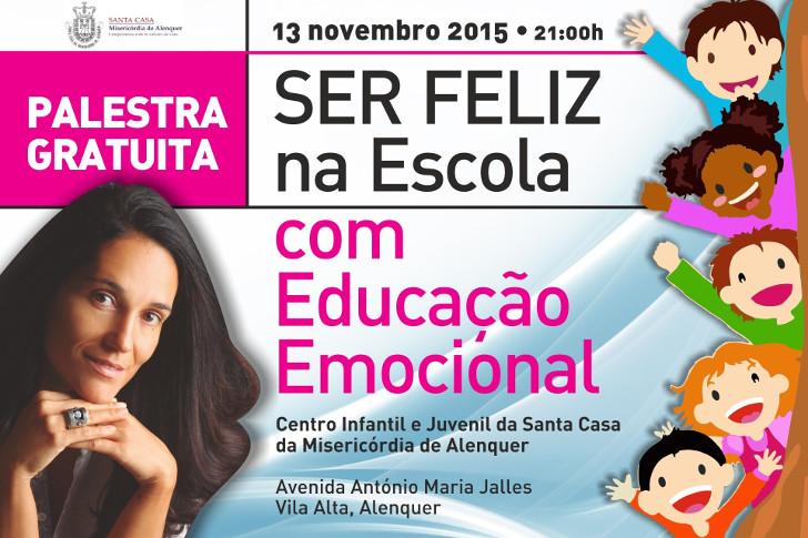 Ser feliz na escola com Educação Emocional
